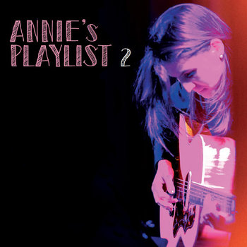 ANNIE BARBAZZA - Playlist 2 CD Papersleeve